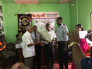 வெள்ளைப்பிரம்பு தின நிகழ்வு-2019